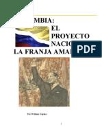 Colombia La Franja Amarilla