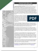2005 April Newsletter
