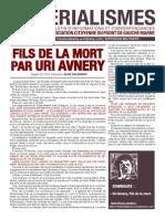 N°14.MATERIALISMEs.Uri Avnery.pdf