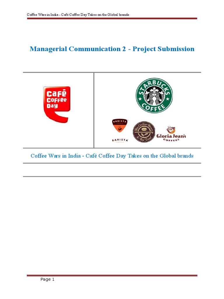 coffee war analysis These advertisers support our mission as an independent publication that conducts blind tastings and publishes coffee tasting reports and coffee reviews.