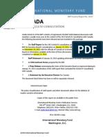 IMF Staff Report Canada (1)