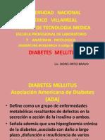 A Diabetes Mellitus 2014