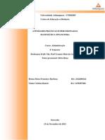 ATPS Matemática Financeira(Formatado)