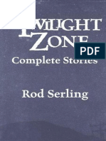 Serling Rod-Twilight Zone The