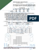 1.1 Estadistica Descriptiva - Ejercicios Resueltos (1)