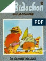 Les Bidochon T2 en Vacances
