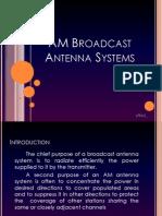 Am Broadcast Antenna System