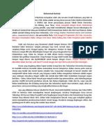 Kalimat Biografi Teknik Muhammad Nurhuda