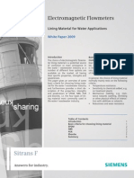 Whitepaper Lnining Material Water App e