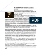 Max Planck y Alberto Einsten