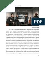 De Call of Duty y Otras Guerras Virtuales Publicable
