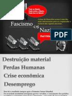 Nazismo e Fascismo 3ano