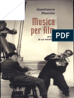 gianfranco plenizio - Musica Per Film