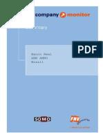 FNV Company Monitor- ABN Amro Brazil Summary