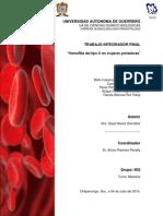 TIF Hemofilia A