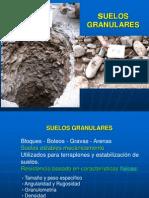 SUELOS GRANULARES