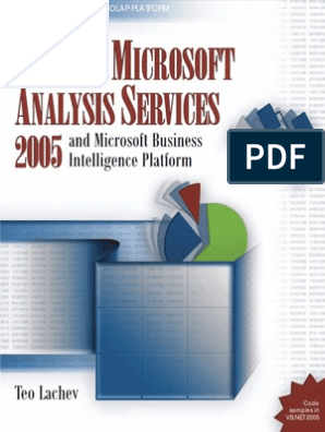 Applied Microsoft Analysis Services 2005   Business