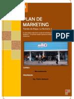 Plan de Marketing-mercadotecnia