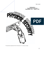 Physical Security (1979) - FM 19-30