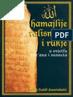 Hamajlije, Talismani i Rukje u Svjetlu Kur'Ana i Sunneta