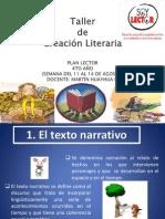 TALLER DE CREACION LIETRARIA (4TO).pptx