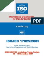 15. L'Importance de l'ISO CEI 17025 Pour l'Infrastructure Technique Nationale