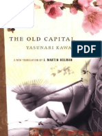 Kawabata, Yasunari - The Old Capital (Counterpoint, 2006)