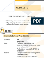 Project and Infrastructure Finance Slides Module2_Ver3