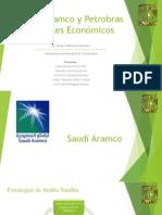 Sauidi Aramco y Petrobras