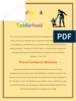 infancy  toddlerhood facts ece 497