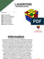 pll algorithms- pdf
