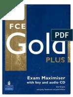 FCE GOLD Plus - Exam Maximiser with key.pdf