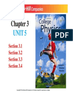 Chapter 3-Acceleration and Newton Second Law of Motion