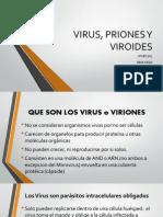Virus Priones y Viroides