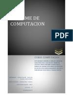 Informe de Computacion