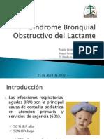 Sindrome Bronquial Obstructivo 1