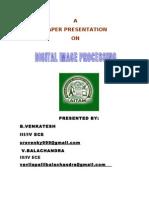 Digital Image Processing 2