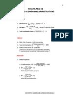 Formulario CEA 2014