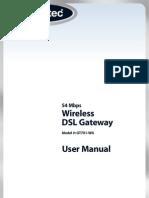 Gt701-Wg User Manual v2.0