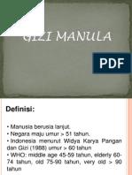 Gizi Manula (Dr.husnah)