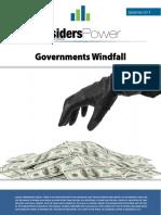 Insiders Power September 2014