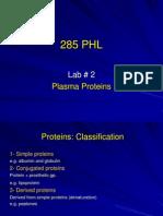 Plasma Protien