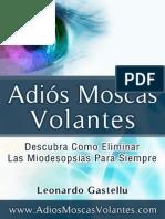 Adiós Moscas Volantes PDF Libro por Leonardo Gastellu « ✘Revisión✘