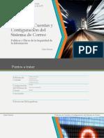 Politicas de Cuentas y Configuración Del Sistema de Correo - Juliet Garcia