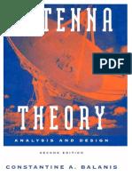 Teoría de Antenas Análisis y Diseño - C. Balanis - 2ed.doc