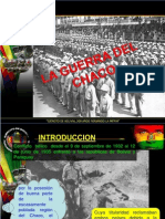 Guerra Del Chaco 1