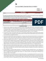 Oferta Demanda Divisas SICAD II