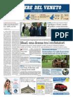 28-8-14. Visita Del Presidente Giorgio Napolitano Alla Fondazione Pellicani - Rassegna Stampa