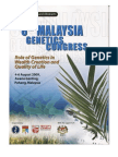 Genetic Identification of Four Malaysian Mackerel Species