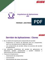 Arquitectura Aplicaciones J2EE